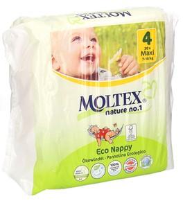Pannolini Eco Nappy - Maxi - Taglia 4 - 30 pezzi