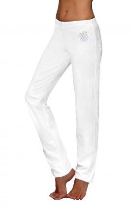 Pantaloni Lunghi Wellness - Bianchi Unisex