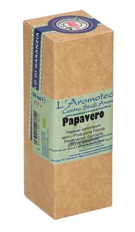 Papavero - Olio Vegetale Biologico