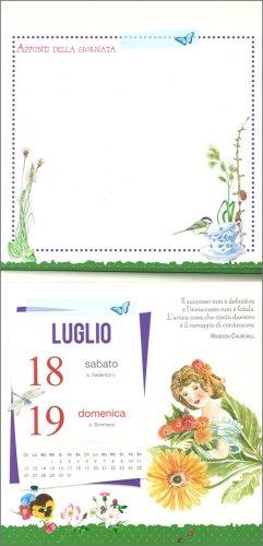 Calendario Aprile 2020 Con Santi.Parole Belle Per 366 Giorni Calendariotto 2020 Calendario