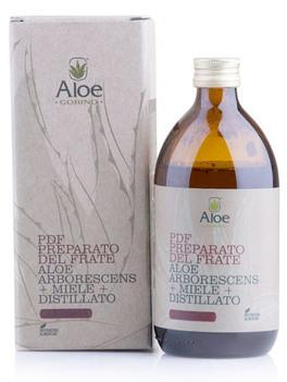 PDF - Preparato del Frate - Aloe Arborescens + Miele + Distillato