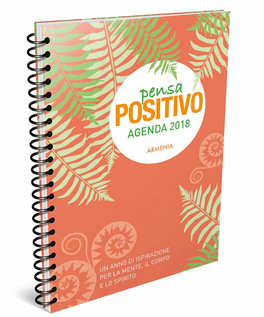 Pensa Positivo - Agenda 2018