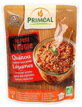 """Quinoa alle Verdure - Petit Veggie """"Quinoa Legumes"""""""