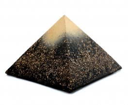 Piramide in Orgonite e Shungite - Energia di Giza