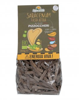 Pizzoccheri Saracenum Pasta Attiva