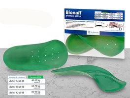 Plantare Attivo Bionaif - 40-52 Kg. - n.34-38 - Verde Piccolo