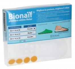 Plantare Attivo Relax Bionaif - 34-38 - Piccolo