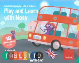 Play and Learn with Nosy - Schede per Tablotto