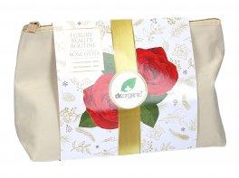 Pochette Rosa Viso Notte - Luxury Beauty Routine