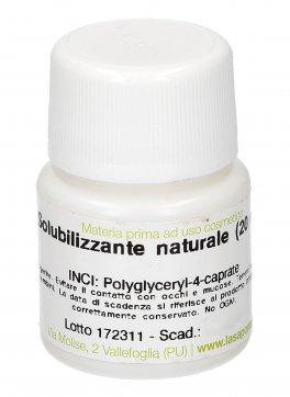 Polyglyceryl 4-caprate - Solubilizzante
