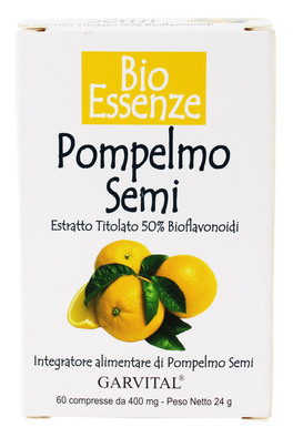 Pompelmo Semi - Integratore in Compresse