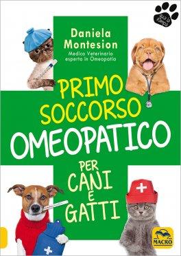 Primo Soccorso Omeopatico per Cani e Gatti