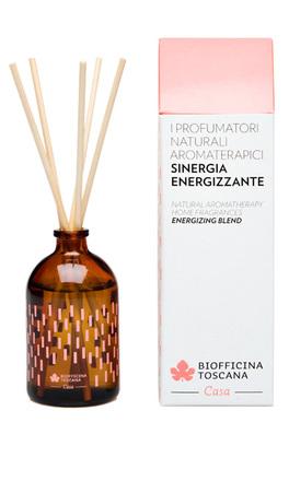 Profumatore Aromatico - Sinergia Energizzante - 100 ml