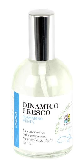 Profumo - Essenza Dinamico Fresco - Rosmarino, Menta