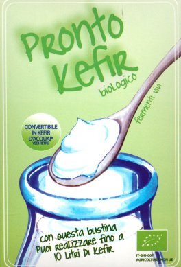Pronto Kefir Biologico