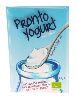 Pronto Yogurt