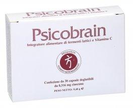Psicobrain - Integratore di Fermenti Lattici e Vitamina C