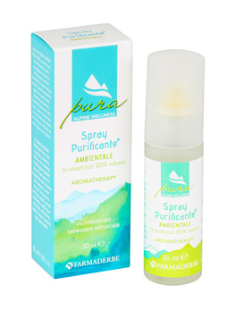 Pura Alpine Wellness - Spray Purificante