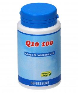Q10 100 - Integratore Alimentare in Capsule a Base di Coenzima Q10