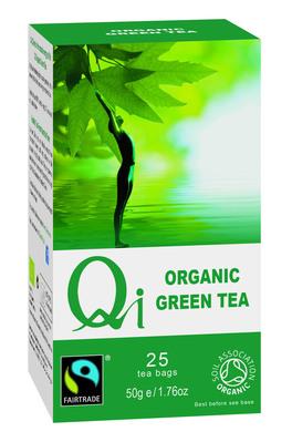 Qi - Tè Verde