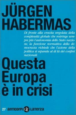 Questa Europa è in Crisi