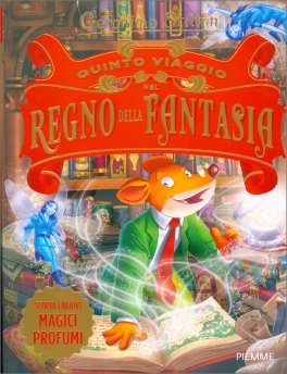 Quinto viaggio nel regno della fantasia geronimo stilton immagine prodotto fandeluxe Image collections