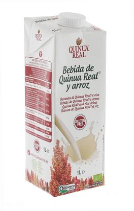Bevanda di Quinua Real e Riso