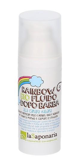 Rainbow - Fluido Dopo Barba alla Canapa Italiana