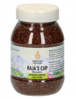 Raja's Cup - Polvere Tostata