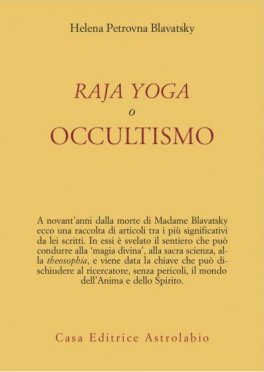 Macrolibrarsi - Raja Yoga o Occultismo