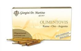 Rame Oro Argento - Olimentovis - 30 Ampolle