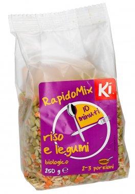 Rapidomix - Riso Thai e Legumi