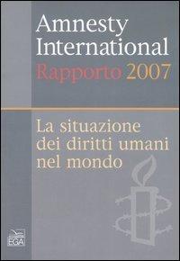 Amnesty International - Rapporto 2007