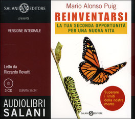 Reinventarsi - 3 CD Audio - Audiolibro Versione Integrale