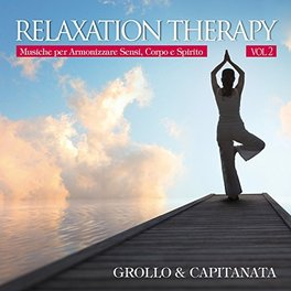Relaxation Therapy - Vol. 2 - CD