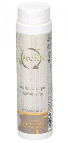 Relife - Emulsione Corpo Zenzero e Rosa Canina