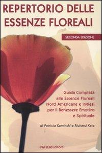 Macrolibrarsi - Repertorio delle Essenze Floreali