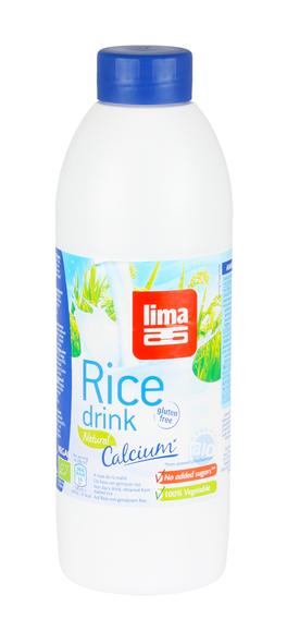 Bevanda di Riso + Calcio
