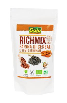 Richmix - Farina di Cereali e Semi Germinati