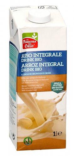 Bevanda Vegetale di Riso Integrale - Drink Bio