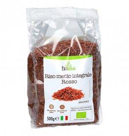 Riso Rosso Integrale Biologico Italiano