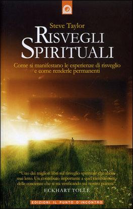 RISVEGLI SPIRITUALI — Come si manifestano le esperienze di risveglio e come renderle permanenti di Steve Taylor