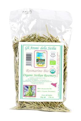 Rosmarino - Gli Aromi di Sicilia