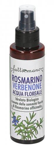 Rosmarino Verbenone - Acqua Floreale - Idrolato Biologico