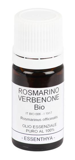 Rosmarino Verbenone Bio - Olio Essenziale Puro - 5 ml