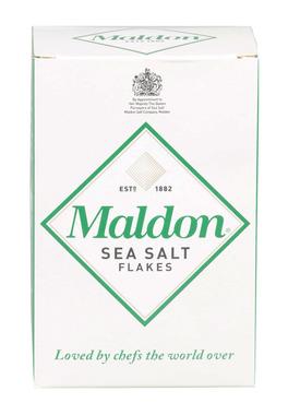 Sale di Maldon in Fiocchi