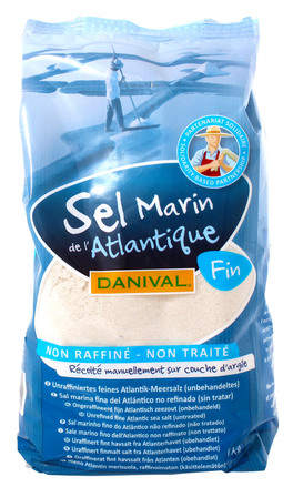 Sale Fine Integrale dell'Atlantico - 1 kg