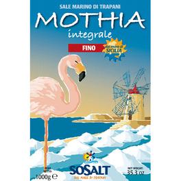 Sale Integrale di Mothia - Fino - 1 kg