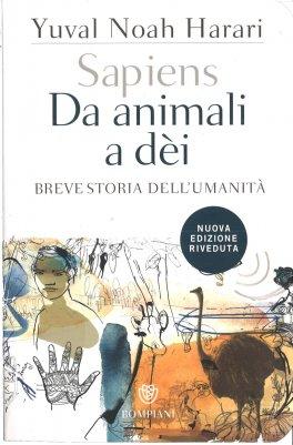 Sapiens - Da Animali a Dei