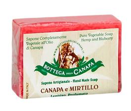 Sapone Canapa e Mirtillo